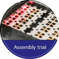 Assembly trial