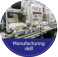 Manufacturing skill